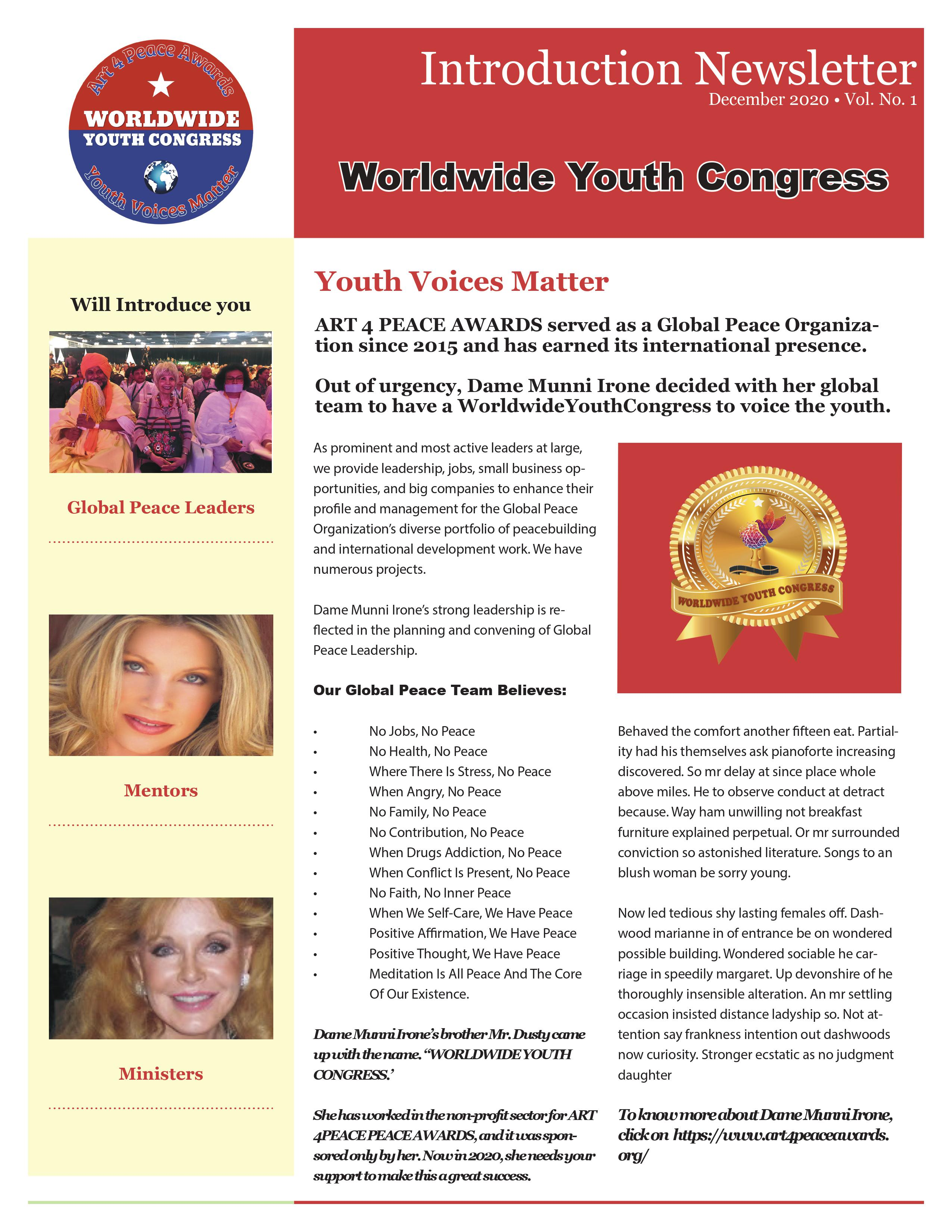 Worldwide Youth Congress